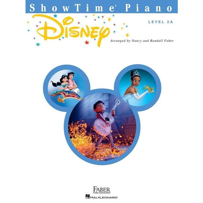 Hal Leonard - Faber ShowTime Piano, Level 2A, Disney