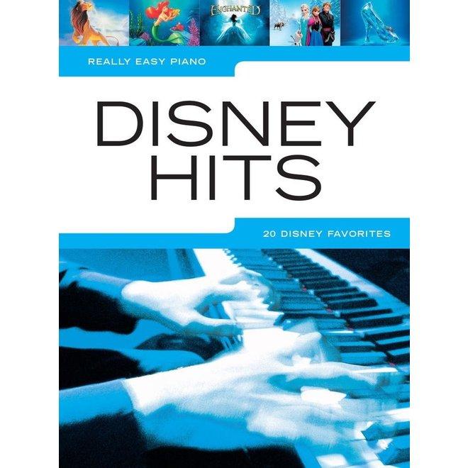 Hal Leonard - Disney Hits, Really Easy Piano