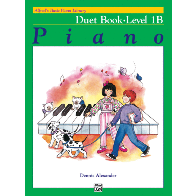 Alfred's - Basic Piano Course: Duet Book 1B