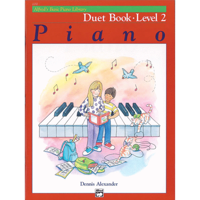 Alfred's - Basic Piano Course: Duet Book 2