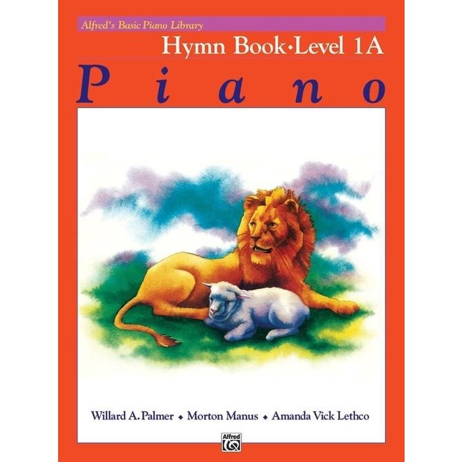 Alfred's - Basic Piano Course: Hymn Book 1A