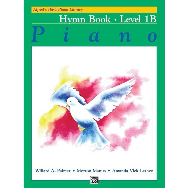Alfred's - Basic Piano Course: Hymn Book 1B