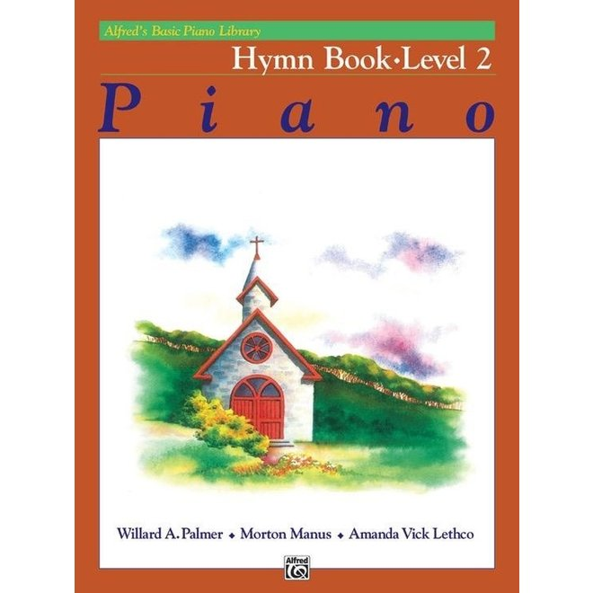 Alfred's - Basic Piano Course: Hymn Book 2