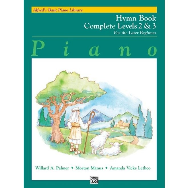 Alfred's - Basic Piano Course: Hymn Book Complete 2 & 3