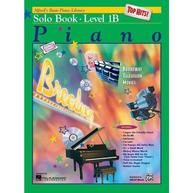 Alfred's - Basic Piano Course: Solo Book 1B