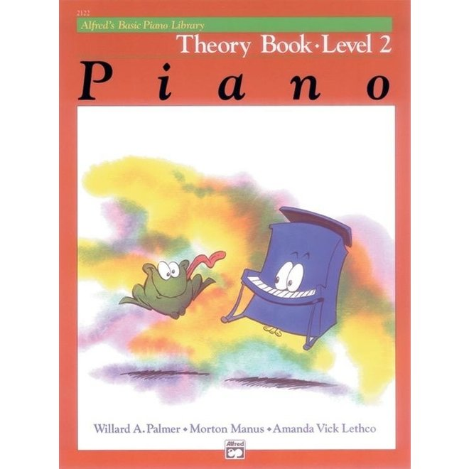 Alfred's - Basic Piano Course: Theory Book 2