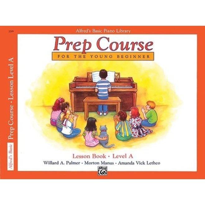 Alfred's - Basic Piano Prep Course: Lesson Book A