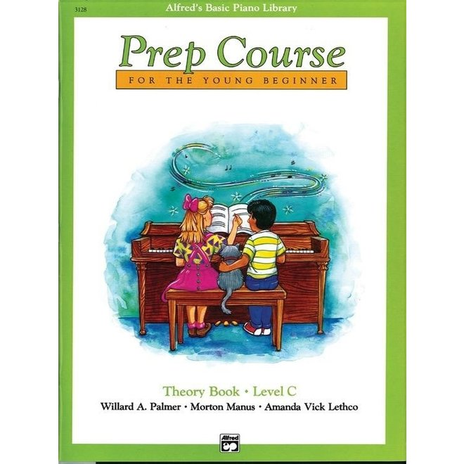 Alfred's - Basic Piano Prep Course: Theory Book C