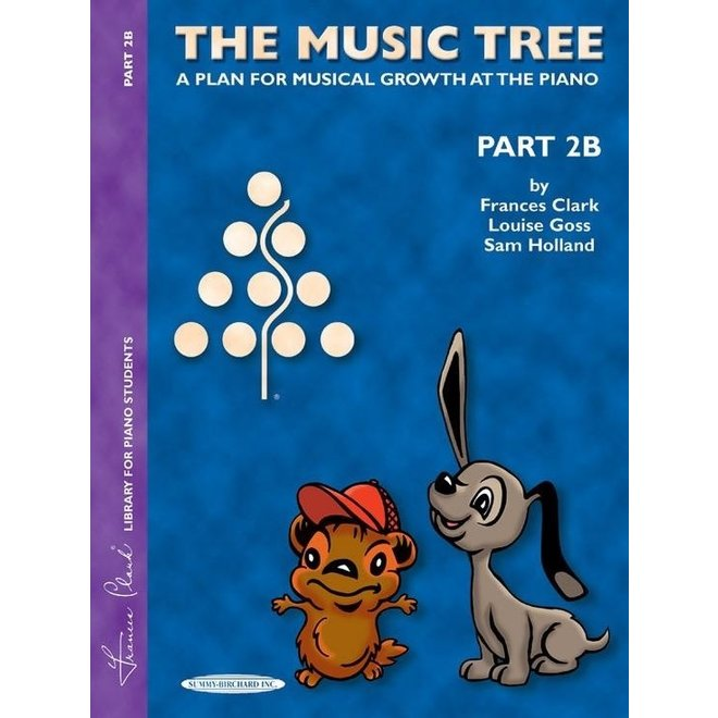Alfred's - The Music Tree, Part 2B