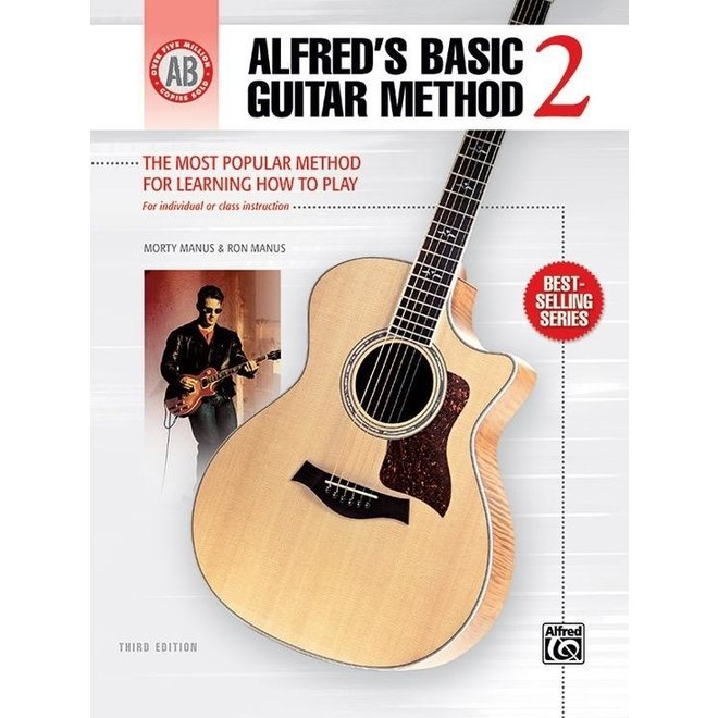 Alfred's - Basic Guitar Method, Book 2