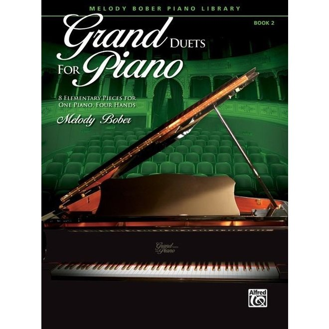 Alfred's - Grand Duets for Piano, Book 2