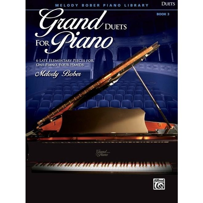 Alfred's - Grand Duets for Piano, Book 3