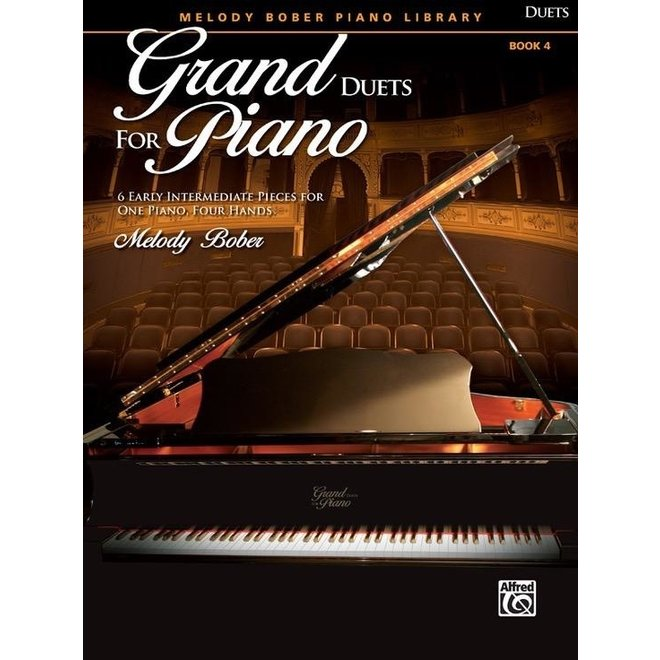 Alfred's - Grand Duets for Piano, Book 4