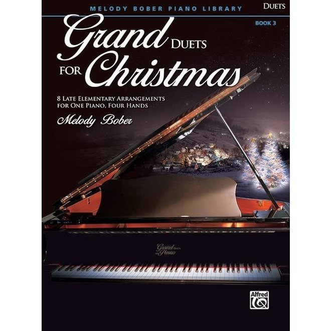Alfred's - Grand Duets for Christmas, Book 3