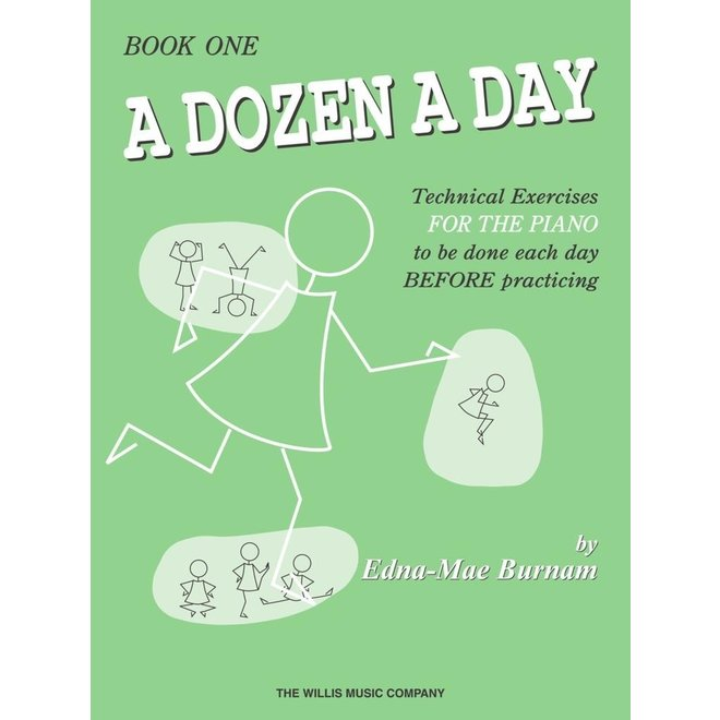 A Dozen A Day - Book 1