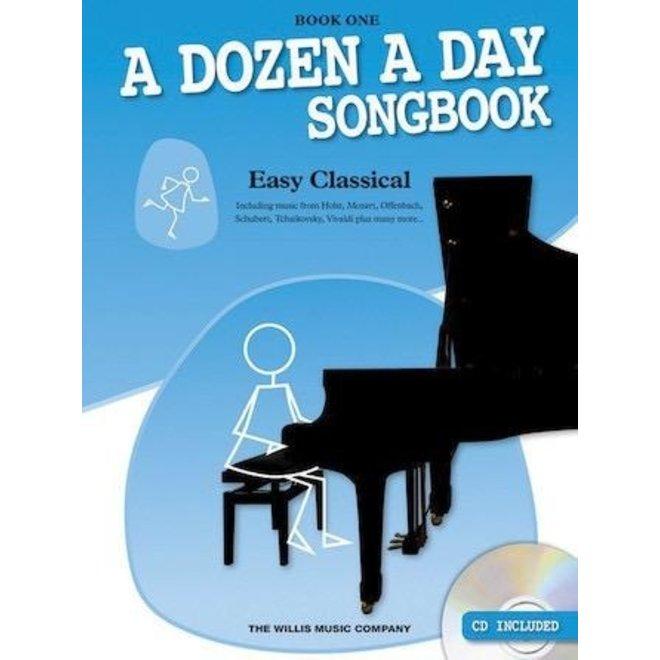 A Dozen A Day - Easy Classical Songbook, Book 1