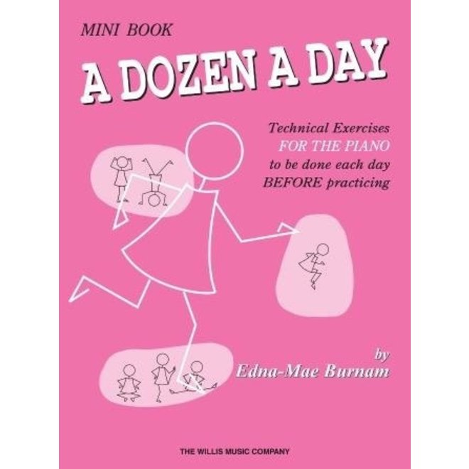 A Dozen A Day - Mini Book
