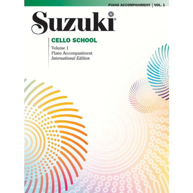 Suzuki - Cello School, Volume 1, Cello Part