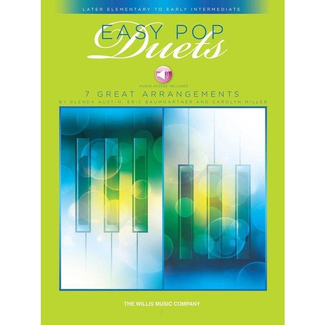 Hal Leonard - Easy Pop Duets