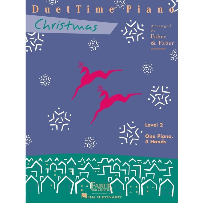 DuetTime Piano, Level 2 Christmas