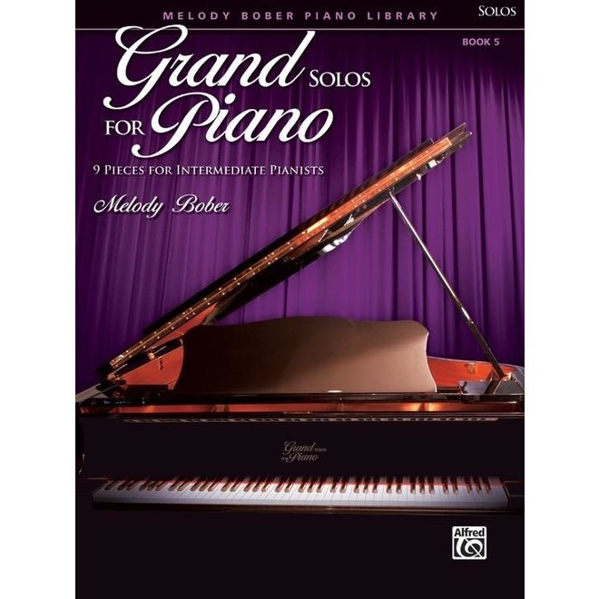 Alfred's - Grand Solos for Piano, Book 5