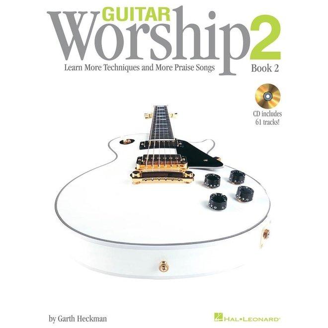 Hal Leonard - Guitar Worship 2, Book 1 w/CD