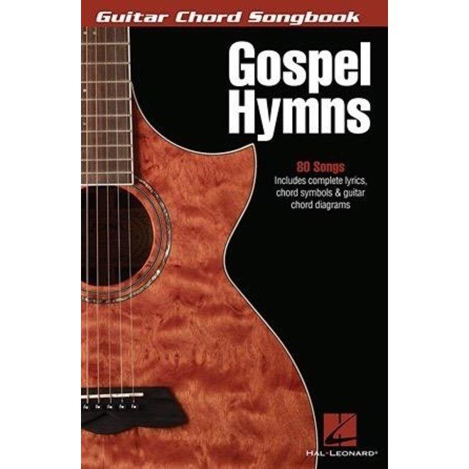 Hal Leonard - Gospel Hymns, Guitar Chord Songbook