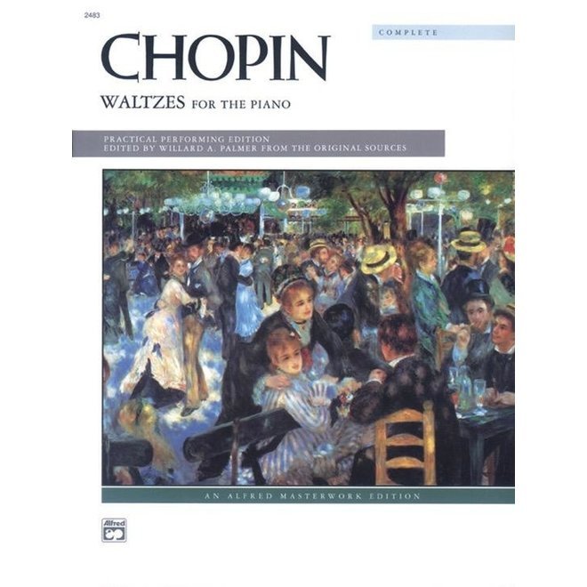 Alfred's - Chopin, Waltzes for the Piano, Complete (Advanced)