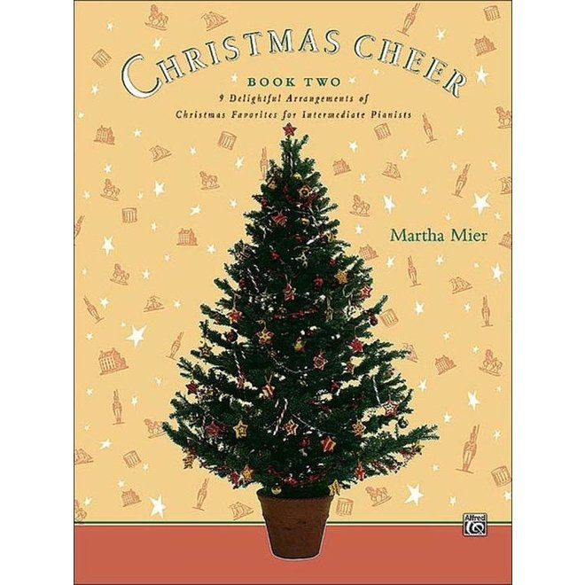 Alfred's - Christmas Cheer, Book 2