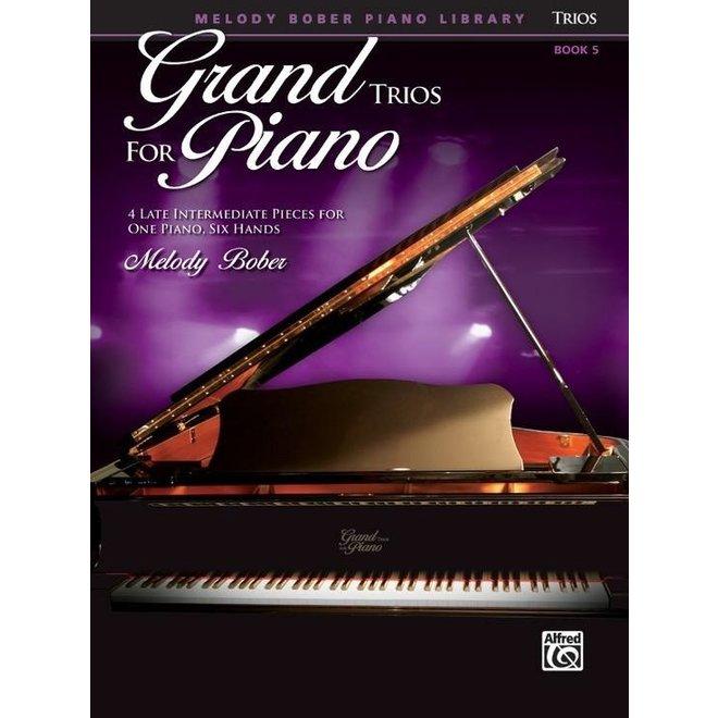Alfred's - Grand Trios for Piano, Book 5