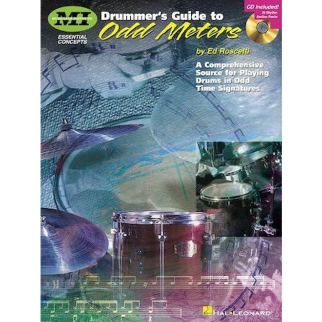 Hal Leonard - Drummer's Guide to Odd Meters