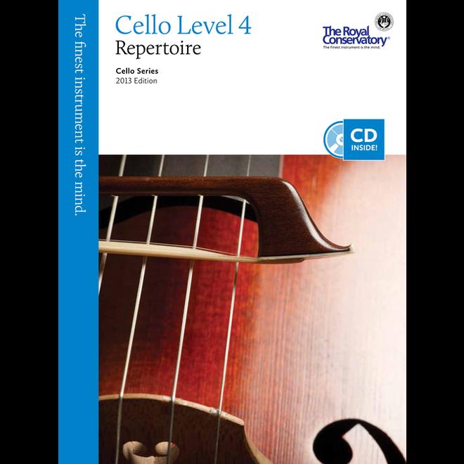 RCM - Cello Series, Cello Repertoire 4