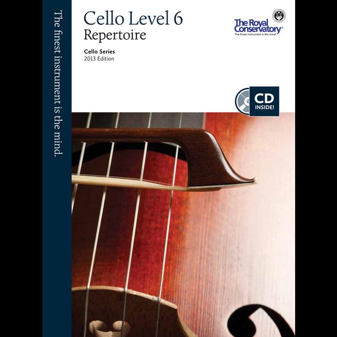 RCM - Cello Series, Cello Repertoire 6