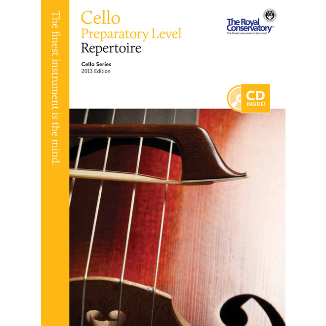 RCM - Cello Series, Cello Repertoire Prep