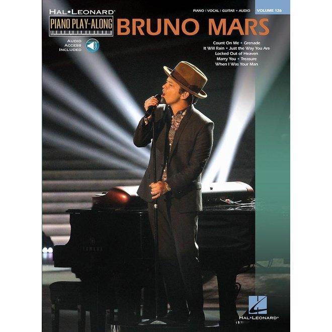 Hal Leonard - Bruno Mars, Piano Play-Along