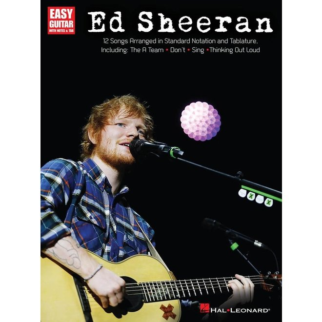 Hal Leonard - Best of Ed Sheeran, Easy Guitar