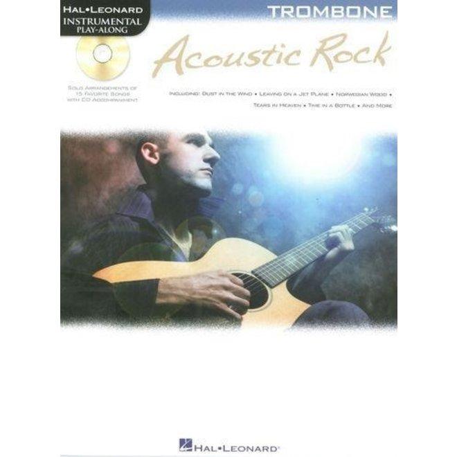Hal Leonard - Acoustic Rock For Trombone