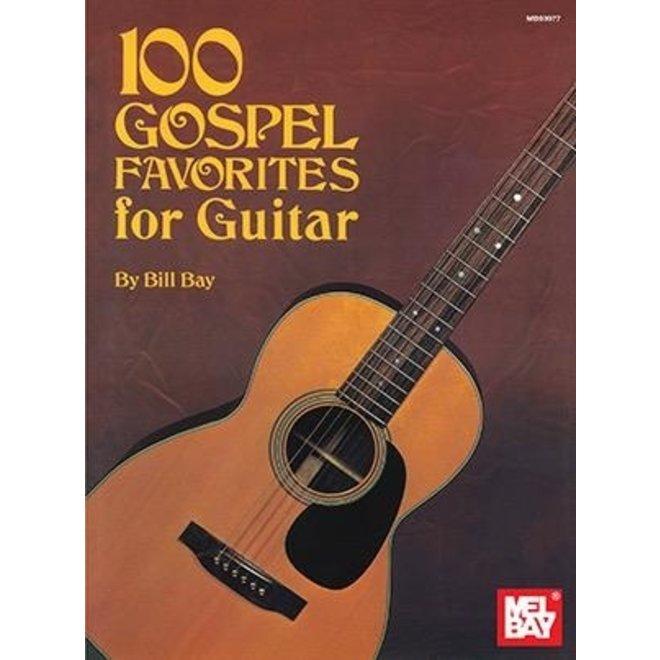 Mel Bay's - 100 Gospel Favorites for Guitar