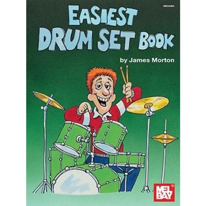 Mel Bay - Easiest Drum Set Book