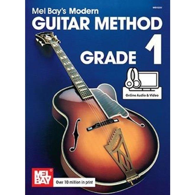 Mel Bay - Guitar Method, Grade 1 (w/online media)