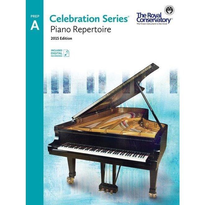 RCM - Celebration Series, 2015 Edition, Preparatory A Piano Repertoire