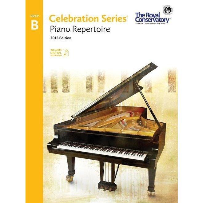 RCM - Celebration Series, 2015 Edition, Preparatory B Piano Repertoire