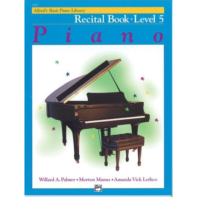 Alfred's - Basic Piano Course: Recital Book 5
