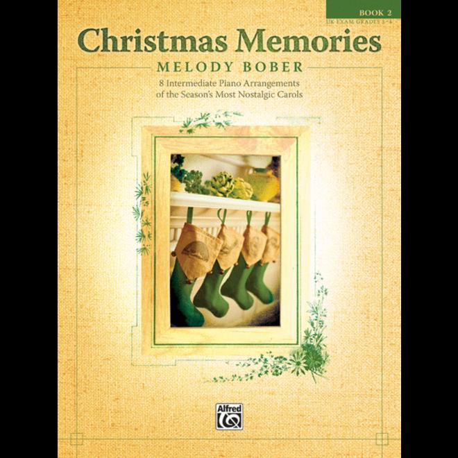 Alfred's - Christmas Memories, Book 2, Intermediate