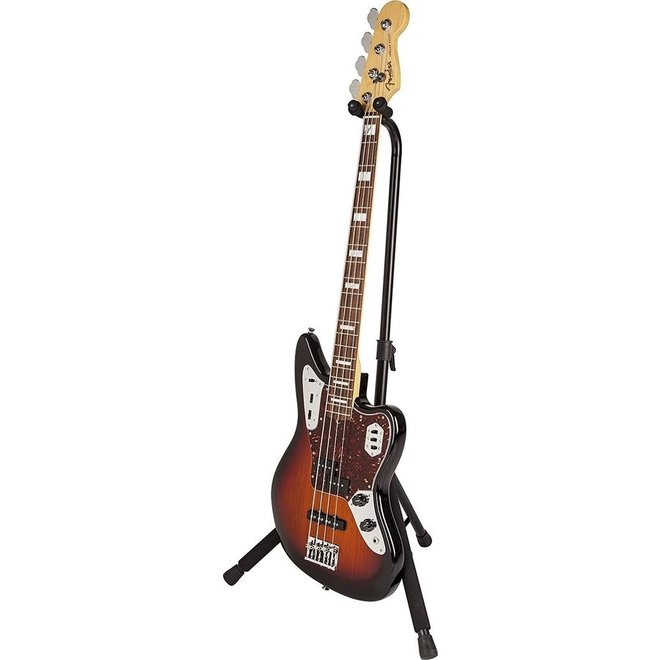 Fender - Deluxe Hanging Guitar Stand, Black/Red