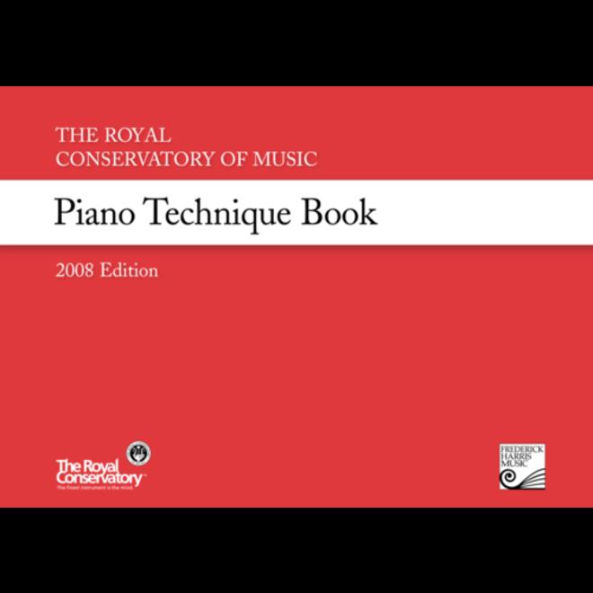 RCM - Piano Technique Book