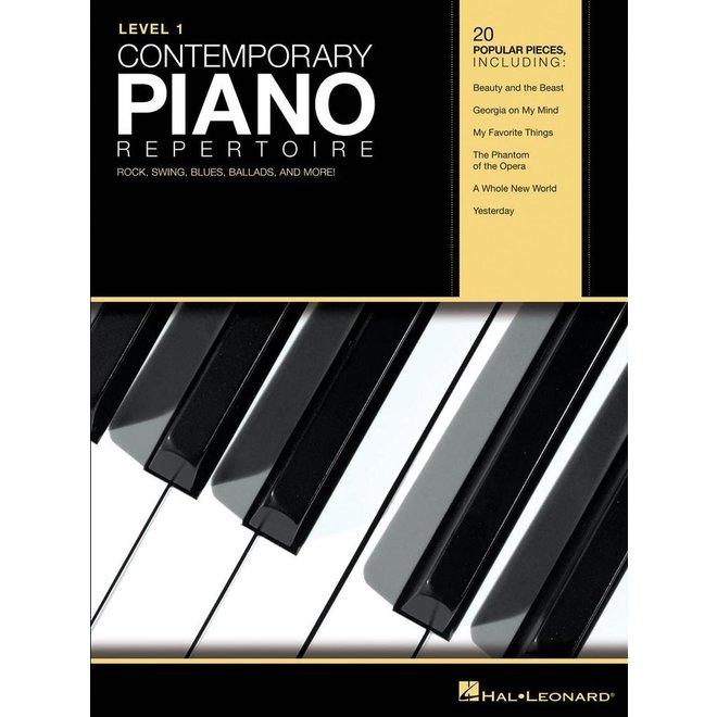 Hal Leonard - Contemporary Piano Repertoire, Level 1