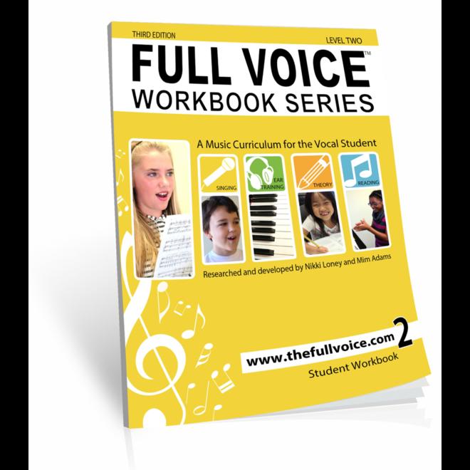 Full Voice Workbook Level 2