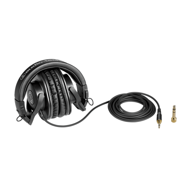 Audio-Technica ATH-M30X Studio Headphones