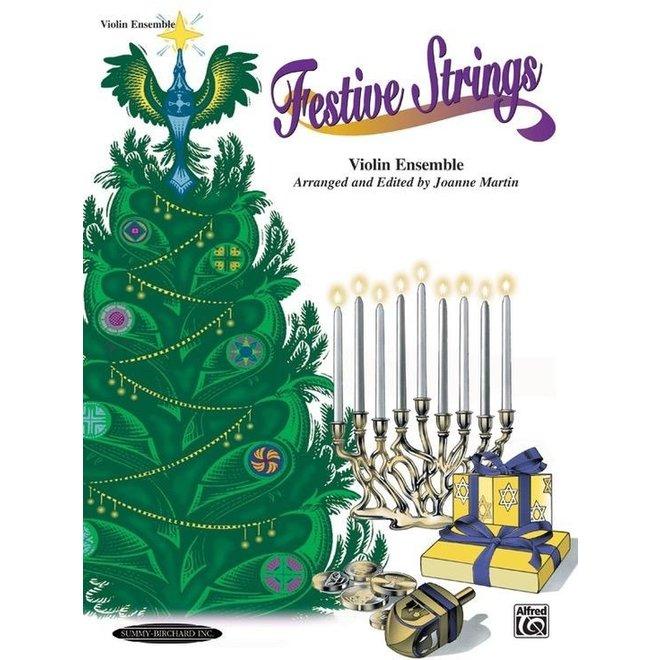 Festive Strings, Violin Ensemble